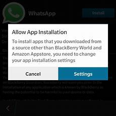 how to get whatsapp blackberry 10 tech advisor