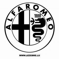 Logo De Alfa Romeo Png - sticker alfa romeo logo 2