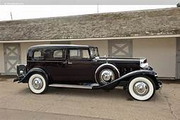 1931 Marmon Model 16 Image Chassis Number 16147602