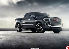 gmc to lift curtain on 2019 in march pickuptrucks