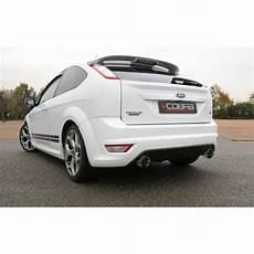 Ford Focus St 225 Mk2 Cat Back Sports Exhaust