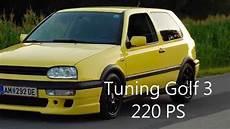 Tuning Golf 3 Tdi 220 Ps Brembo Bremsen