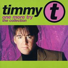 t one timmy t one more try the collection 2006 cd discogs