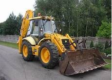 jcb 4cx 3cx contractor sitemaster backhoe loader from