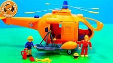 feuerwehrmann sam hubschrauber helikopter wallaby