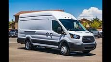 2016 ford transit t 350 drw diesel w adrian steel utility