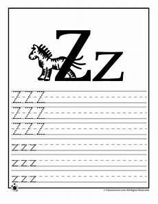 letters a z worksheets for kindergarten 24665 learning abc s worksheets learn letter z classroom jr learning letters learning abc letter z