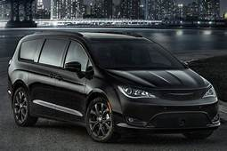 2018 Chrysler Pacifica Information