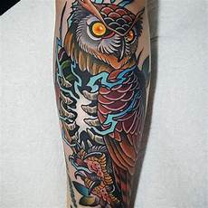 75 best photos of owl tattoos signs of wisdom