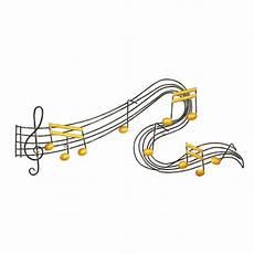 d 233 coration murale d une partition de musique en m 233 tal