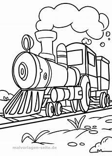 Malvorlage Zug Lokomotive Malvorlage Lokomotive Fahrzeuge Ausmalbilder Kostenlos