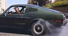 Steve Mcqueen Green Mustang