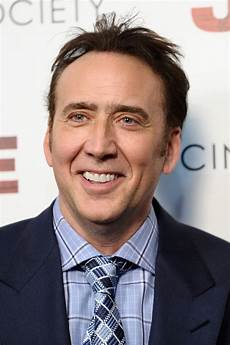 with nicolas cage about his new the