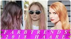Coole Haarfarben Trends 2018 Damen