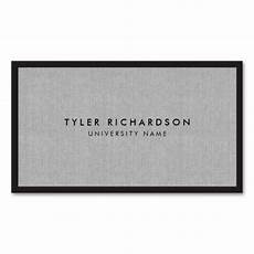 business card template for college students professional graduate student business card business