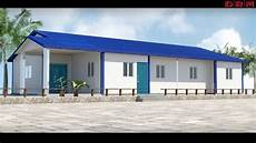 Single Haus Fertighaus - steel prefab homes low cost family prefabricated houses