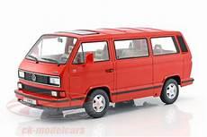 ck modelcars kkdc180142 volkswagen vw bulli t3 multivan