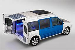 Ford Transit Connect Family One Concept  Picture 18656