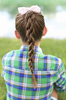 how to create a chain link braid cute hairstyles