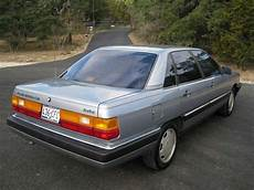 security system 1986 audi 5000s transmission control 1986 audi 5000cs turbo german cars for sale blog