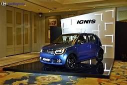 Maruti Suzuki Ignis India Price 45 Lakh Mileage  268