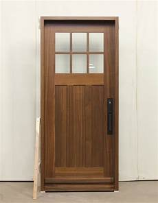 002335 Porte Bois Exterieure Exterior Wood Door Michelena