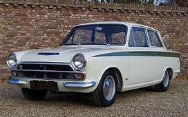 1966 Lotus Cortina MK I  Voiture De Collection &224 Vendre