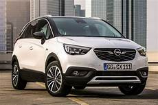 Opel Crossland X 1 2 Edition Prijzen En Specificaties