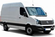 Vw Crafter Hire With Sixt Car Rental
