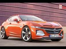 Endlich Wieder Ein Neuer Opel Gt 2018