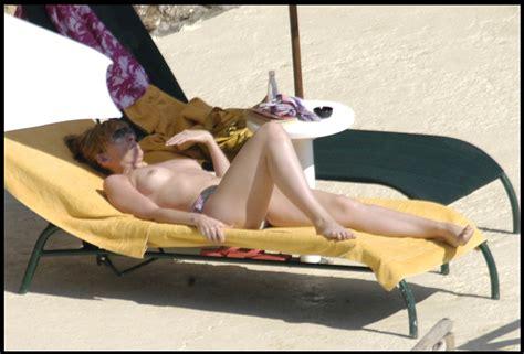 Toni Collette Nude