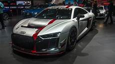 audi sport s new gt4 race car was star of its ny international auto show ars technica