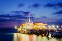 38  Santa Monica Pier Wallpaper On WallpaperSafari