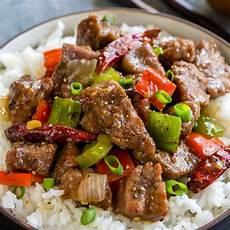 mongolian beef recipe gavin