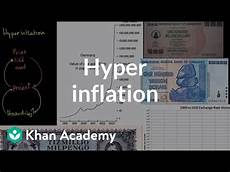 Fiat Money Definition Economics by Hyperinflation Financial Sector Khan Academy