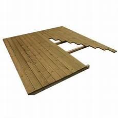 bois pour abri de jardin plancher pour abri de jardin en bois massif 19 8m 178 trait 233