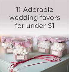 wedding favors for one dollar weddingmix