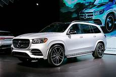 2020 mercedes x class 2020 mercedes gls class is formidable foe to bmw x7