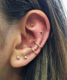 piercings am ohr piercing orbital ohr