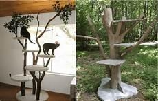 Kratzbaum Selber Bauen Natur - kratzbaum selber bauen 67 ideen und bauanleitungen