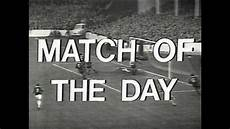 Of The Day - match of the day opening titles 1970