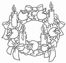 adventskranz foto az ausmalbilder weihnachtsbilder zum