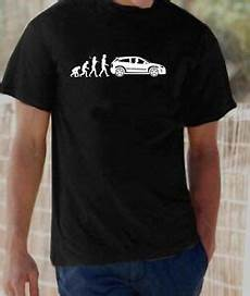 quot evolution of quot ford focus rs t shirt ebay