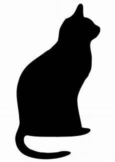 Malvorlage Katze Silhouette Malvorlage Schwarze Katze Kostenlose Ausmalbilder Zum