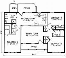 1100 square feet house plans 1100 square foot house plan layout bedroom house plans