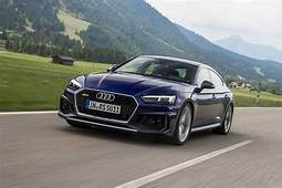 2019 Audi RS5 Sportback First Drive Review Performance