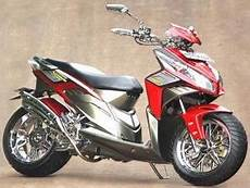 Vario Techno Modif by Gambar Modifikasi Motor Vario Techno Elegance
