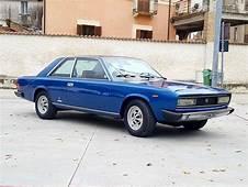 Fiat  130 Coupe 32 V6 Automatic Pininfarina 1974