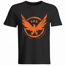 the division official shd emblem logo unisex t shirt ebay