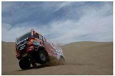 Dakar Camion 2015 Le Podium Appartient Aux Kamaz Sport